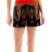 Bebop® Print Soft Shorts