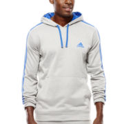adidas® Go To Performance Pullover Hoodie