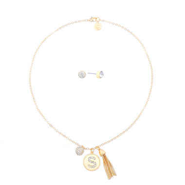 jcpenney.com | MONET NECKLACE AND EARRING SET
