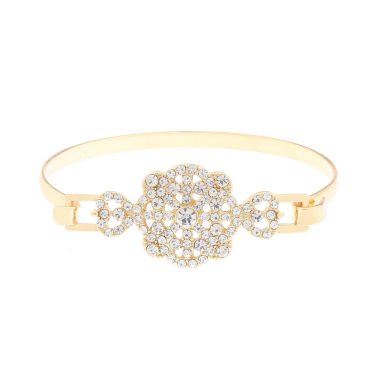jcpenney.com | Liz Claiborne Yellow Bangle Bracelet
