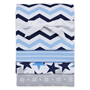 jcpenney.com | Okie Dokie Receiving Blanket