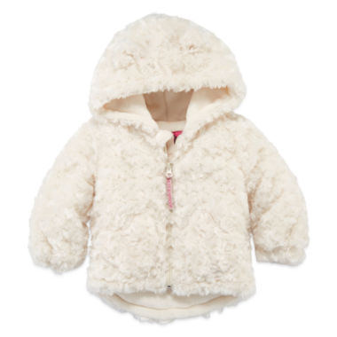 jcpenney.com | Weatherproof Girls Heavyweight Fleece Jacket