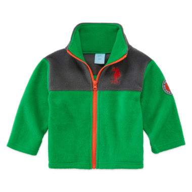 jcpenney.com | Us Polo Assn. Boys Midweight Fleece Jacket-Baby