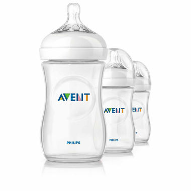 jcpenney.com | Philips Avent 3-pc. Baby Bottle