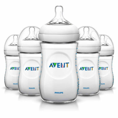 jcpenney.com | Philips Avent 5-pc. Baby Bottle