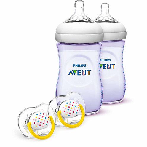 Philips Avent 4-pc. Baby Bottle