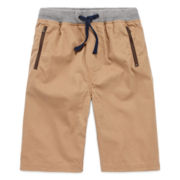 Arizona Twill Cargo Shorts - Big Kid