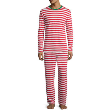 jcpenney.com | North Pole Trading Co. Knit Sleep Shirt Or Knit Pajama Pants - Big & Tall