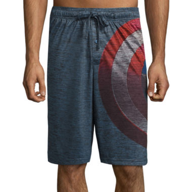 jcpenney.com | Marvel® Captain America Pajama Shorts
