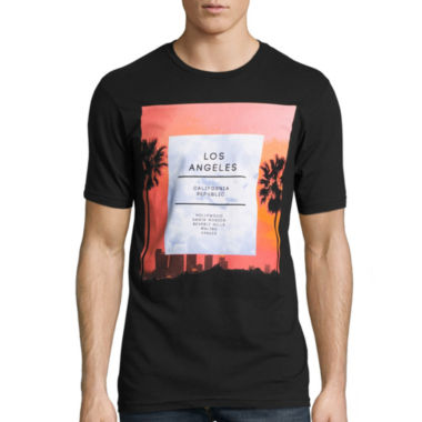 jcpenney.com | Short-Sleeve California La Palms Tee