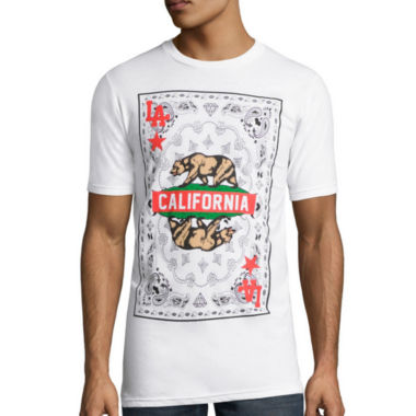 jcpenney.com | Short-Sleeve California Playing Card Tee