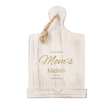 jcpenney.com | Cathy's Concepts Personalized Mother's Day Wooden iPad & Recipe Stand