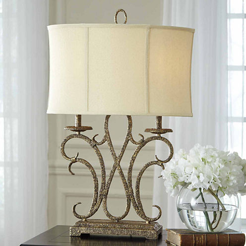 Signature Design by Ashley Metal Table Lamp