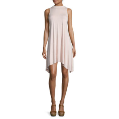 jcpenney.com | Belle + Sky™ Sleeveless Sharkbite Dress