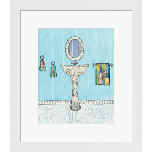 Finding Your Way I Framed Print Wall Art