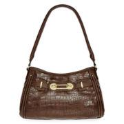 Rosetti® Stage Presence Top-Zip Shoulder Bag