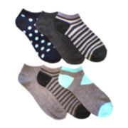 Mixit™ 6-pk. Low-Cut Socks
