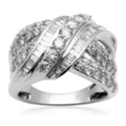 CLOSEOUT! 2 CT. T.W. Diamond 10K White Gold Fashion Ring