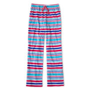 Total Girl® Fleece Sleep Pants - Girls 4-20