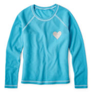 Total Girl® Thermal Sleep Shirt - Girls 4-20