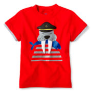 Okie Dokie® Short-Sleeve Graphic Tee - Boys 12m-24m