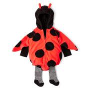 Carter's® 3-pc. Ladybug Halloween Costume – Girls 3m-24m