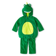 Carter's® 2-pc. Alligator Halloween Costume – Boys 3m-24m
