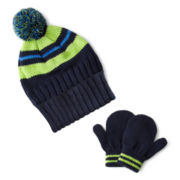 Carter's® Mitten Set – Boys 12m-24m