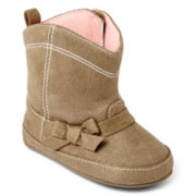 Carter's® Cowgirl Boots – Girls 3m-12m