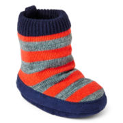 Carter's® Slipper Socks - Boys newborn-12m