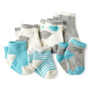 Carter's® 6-pk. French Terry Socks – Boys newborn-24m