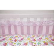 NoJo® 4-pc. Love Birds Crib Liner Set