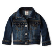 Arizona Denim Jacket – Girls 3m-24m