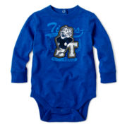 Arizona Long-Sleeve Graphic Rib-Knit Bodysuit – Boys 3m-24m