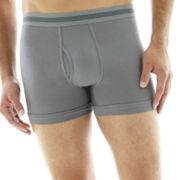 Stafford® 2-pk. Cotton Stretch Boxer Briefs