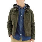 Levi's® Hooded Commuter Trucker Jacket
