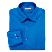Van Heusen® Piqué Dress Shirt - Fitted