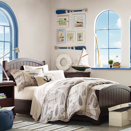 Lamar Sailboat Comforter Mini Set