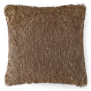 JCPenney Home™ Mason Faux-Fur Decorative Pillow