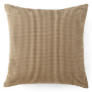 JCPenney Home™ Corduroy-Textured Decorative Pillow