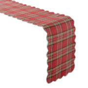 JCPenney Home™ Holiday Tartan Plaid Table Runner