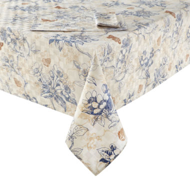 jcpenney.com | Reflections Cherry Blossoms Table Linen Collection