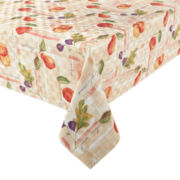 Reflections Orchard Fruit Tablecloth