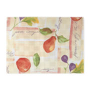Reflections Orchard Fruit Set of 4 Placemats