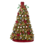 Peppermint Twist Christmas Tree Collection