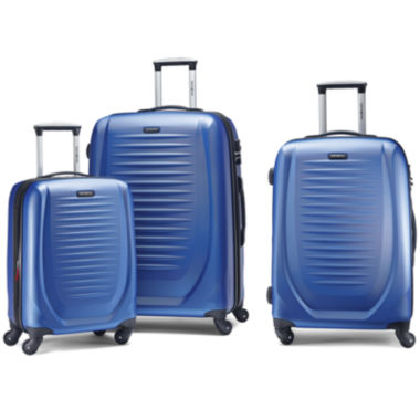 jcpenney.com | Samsonite® SWERV Expandable Hardside Spinner Upright Luggage Collection