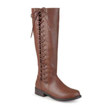 jcpenney.com | Journee Collection Cinch Womens Riding Boots