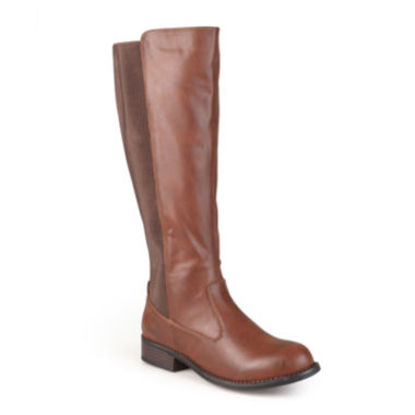 jcpenney.com | Journee Collection Light Tall Womens Riding Boots
