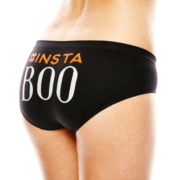 Flirtitude® Halloween Seamless Hipster Panties