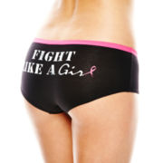 Flirtitude® Fight Like a Girl Tailored Boyshort